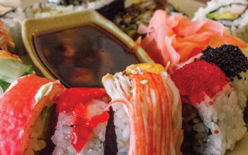 Craving Sushi? Omaha's Got You Covered