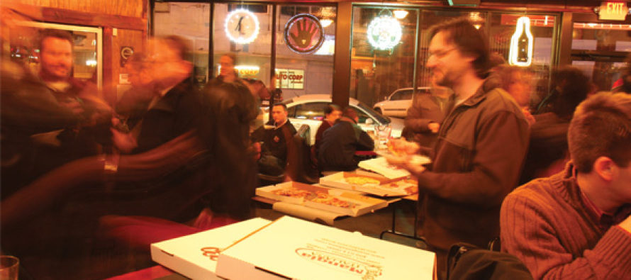 Omaha's Largest Pizza Review, Ever