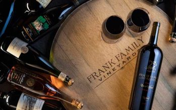 Widely Available in Omaha, Frank Family Vineyards Celebrates 25 Years in Napa Valley