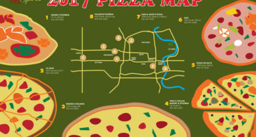 8 of Our Favorite Pizza Places