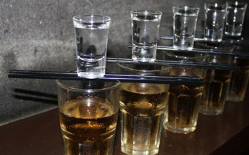 Five Places to get Bombed – Sake Bombed!