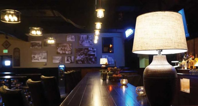 """A New Beginning: The Barrett family breaks new ground in a familiar space with the new bar """"The B"""""""
