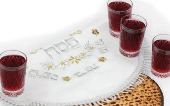 Pesach Sameach! (Happy Passover!)