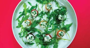Seasonal Cravings: A recipe for blue cheese cherry tomatoes