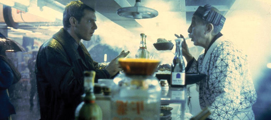 Its Not Just Noodles and Eggs: The Under Appreciated and Often Neglected Food of Blade Runner