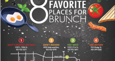 8 of Our Favorite Places for Brunch