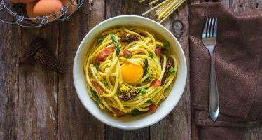 Spring is in the Air: A Recipe for Carbonara