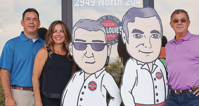 Sam & Louie's Pizza is an Elkhorn Family Affair