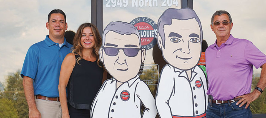 Sam & Louie's Pizza is an Elkhorn Family Affair