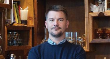 Portrait of a Bartender: Aaron Halbert
