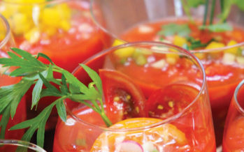 Summertime Goodness: Gazpacho Recipe