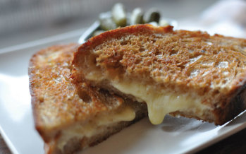 Protip: Grilled Cheese
