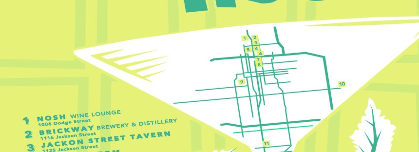 FSM's 2015 Happy Hour Map & Guide