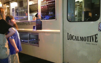 Localmotive Food Truck: Changing late nights in the Old Market