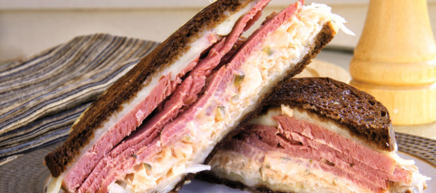 A Sandwich Called Reuben