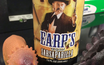 Sodas You May Not Be Entirely Aware Of: Earp's Sarsaparilla