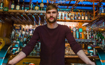 Portrait of a Bartender: Justin Swanson