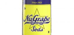 Sodas in Which You Were Not Entirely Aware of: NuGrape