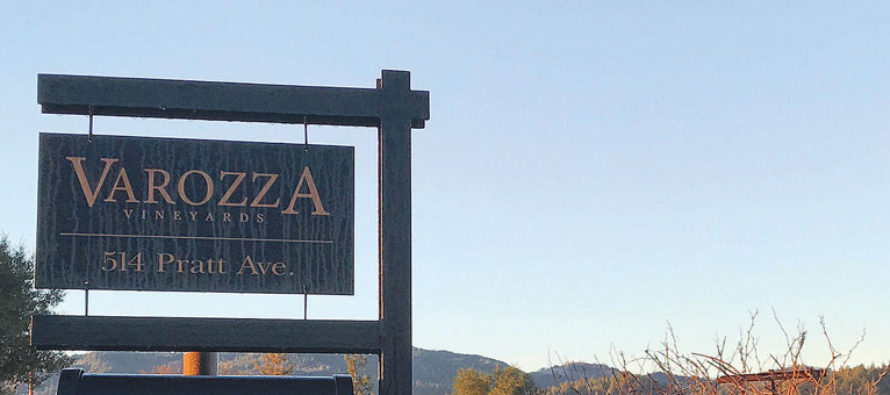 Wine Recommendation: Varozza Vineyards
