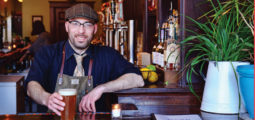 Portrait of Bartender: Alex Lund