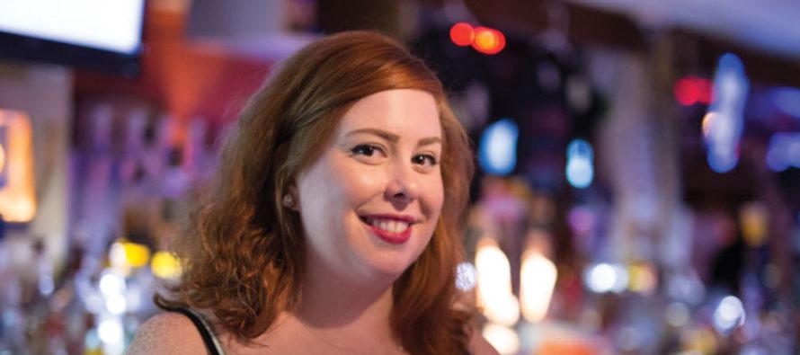 Portrait of a Bartender: Mary K. Gross