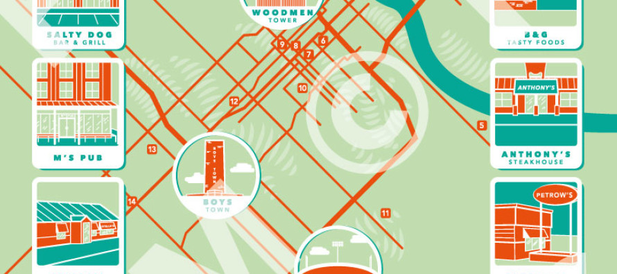 FSM's 2015 Burger Map & Guide