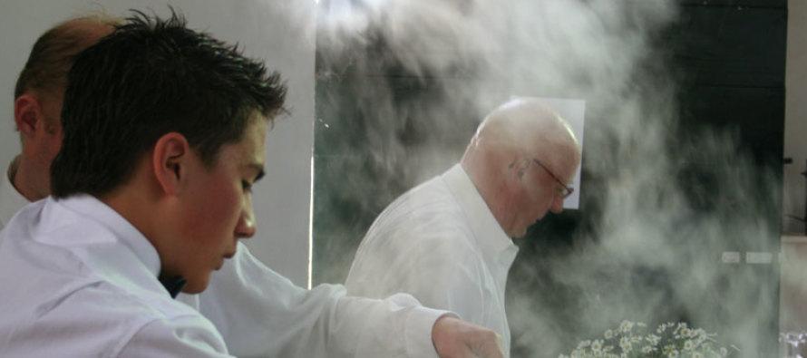 Food Service Warrior: Behind the Scenes
