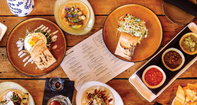 Tacos and Tequila Take Center Stage at Hook & Lime