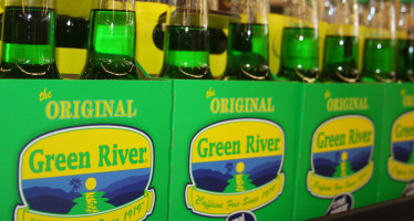 Sodas Which You May Not be Entirely Aware of: Green River