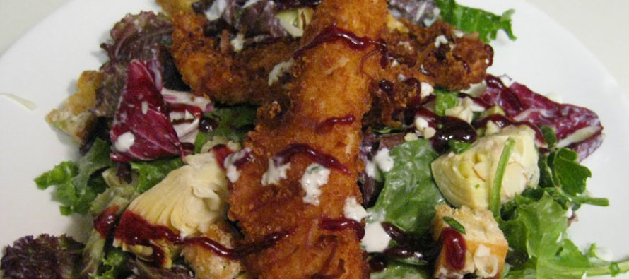 Omaha Standard: Jam's Coconut Chicken Salad