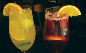 Favorite Summertime Cocktails