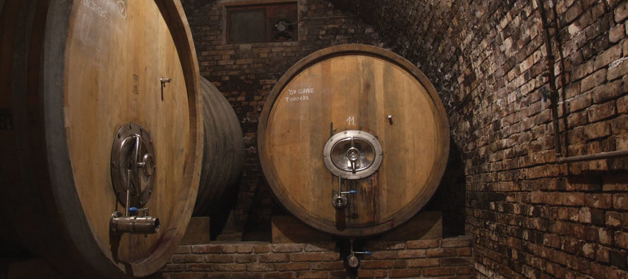 Barrel Aged Beer: Back to the Way It Was
