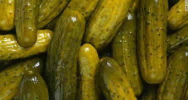 On the Menu: Pickles